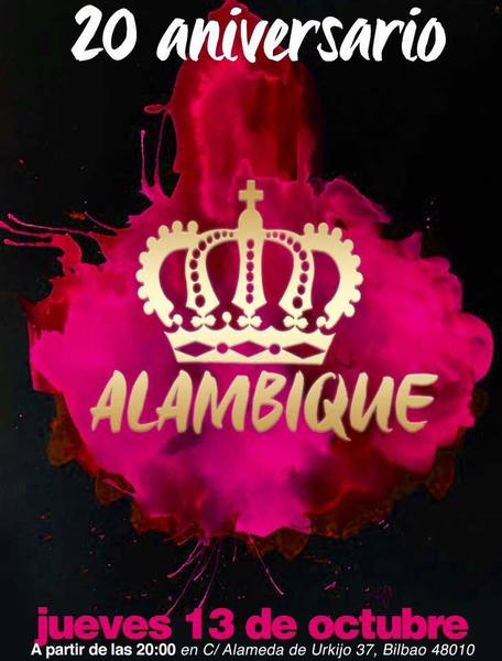 Big alambique